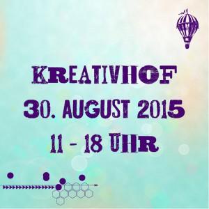 Kreativhof 30.08.15